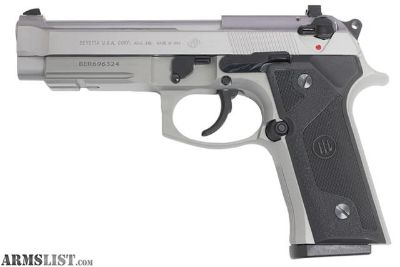For Sale: Beretta 92 Vertec w/ 96D Centurion slide & 20 magazines