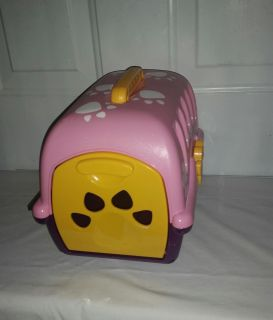 Child's cat carrier. Like new. So cute. 13 by 9.5. $5