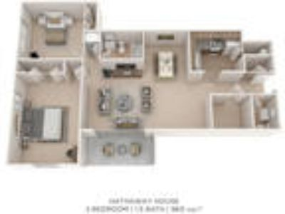 The Village of Chartleytowne Apartments & Townhomes - Two BR 1.5 BA