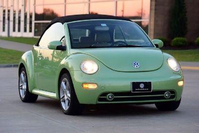 Nice 2004 Volkswagen Beetle