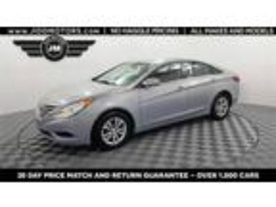 Used 2011 Hyundai Sonata Light Blue Metallic, 131K miles