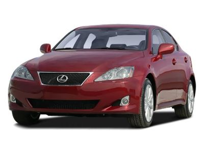 2009 Lexus IS 250 Base (Pearl White)