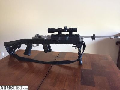 For Sale: Ruger mini 14 gb