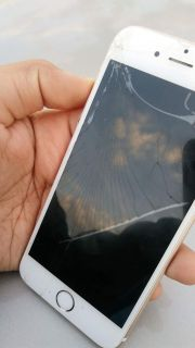 Cracked IPhone 6s (Trade)
