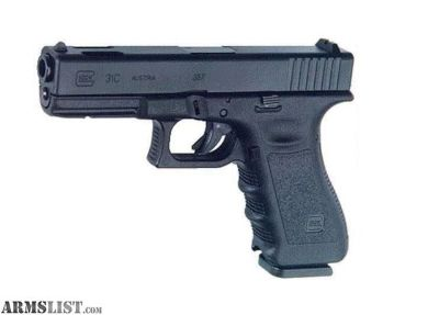 For Sale: Glock 31C Sport / Service .357 SIG Gen. 3