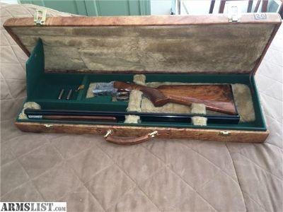 For Sale: Browning Citori Grade V (5) Field 20 Gauge
