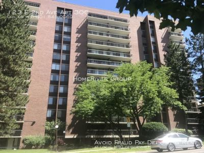 2 Bedroom condo in the Canyon Road Towers!!