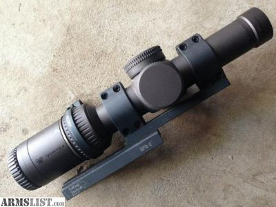 For Sale: VORTEX RAZOR GEN ll 1-6X24 JM-1 MOA