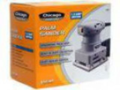 Chicago Power Tools Corded Palm Sander