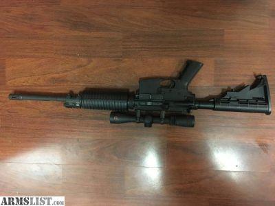 For Sale/Trade: Piston 5.56 AR-15