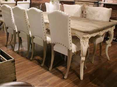 Shabby Chic Dining Room Furniture Online - French Counttry Furniture