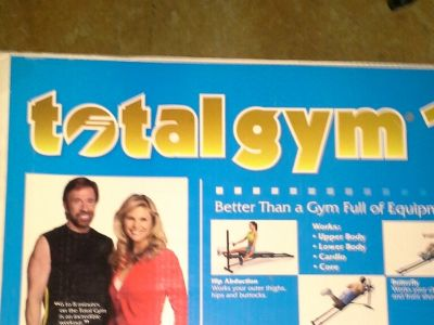 !! Total Gym & tread mill !! (NEW) Get Fit for summer weather