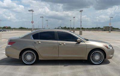 2008 HONDA ACCORD - Power Seats - Driver