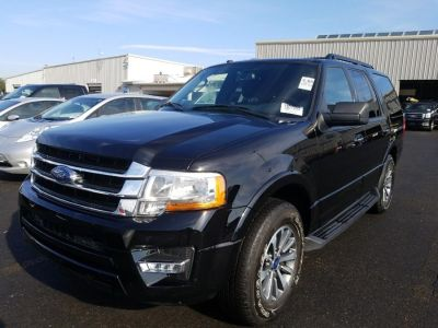 2017 Ford Expedition XLT 4x4 (Shadow Black)