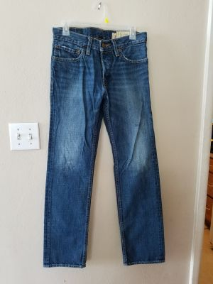 Hollister Button-fly Jeans