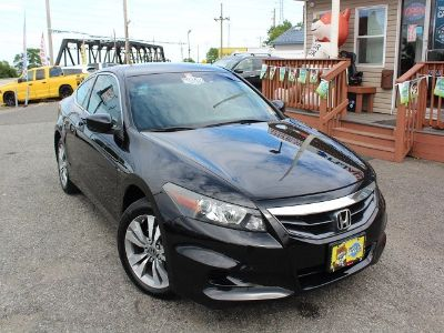 2011 Honda Accord LX-S (Crystal Black Pearl)