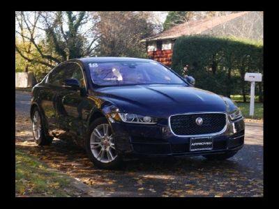 2018 Jaguar XE 25t Premium (Loire Blue)