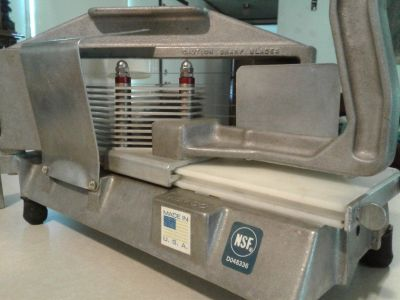 Nemco vegetable slicer 55600