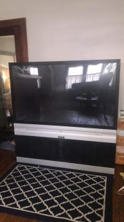 ~Projection Screen Tv~