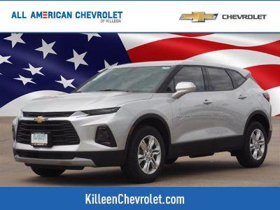 2019 Chevrolet Blazer (SILVER ICE METALLIC)