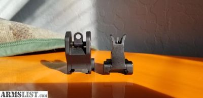 For Sale: Troy fixed battle sights
