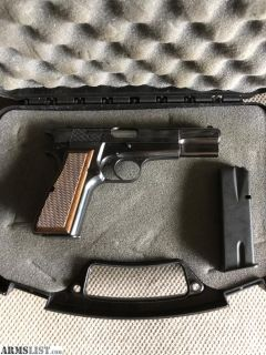 For Sale: Browning Hi Power 9mm