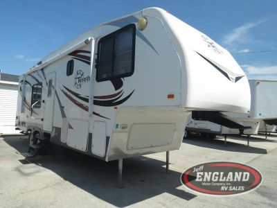 2008 Fleetwood Rv Terry 285RKDS