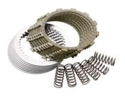 Find Yamaha 1989-1991 YFM250 Complete Clutch Kit Springs/Fibers/Steels motorcycle in Spring Hill, Florida, US, for US $54.99