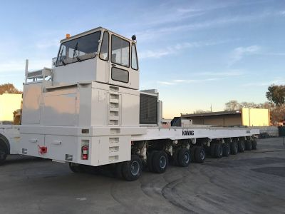 1989 Other Type 1500 KAMAG Transporter