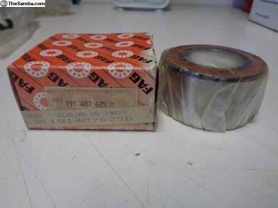 NOS Golf Jetta Wheel Bearings 191407625D