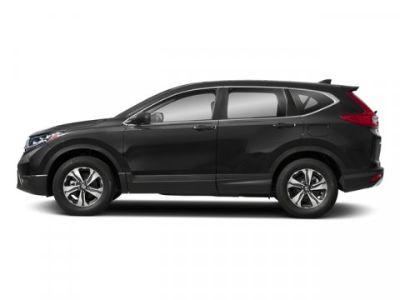 2018 Honda CR-V LX AWD (Crystal Black Pearl)