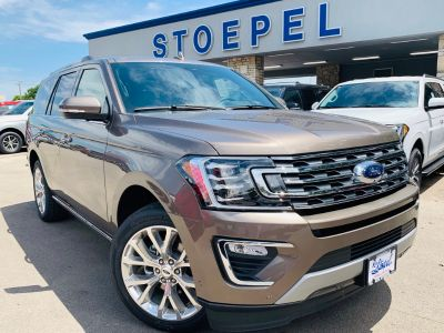 2019 Ford Expedition Limited (Stone Gray Metallic)