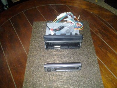Clarion CD player & Radio (make an offer)