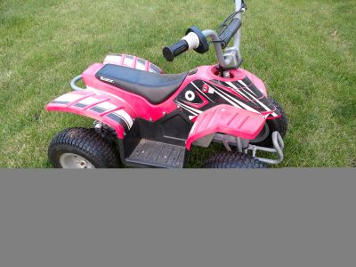 Razor Kid electric 4 wheeler