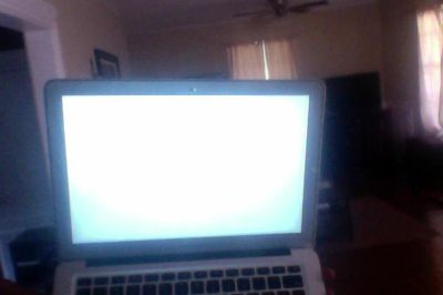 $2,400, APPLE MacBook Air.37tv sound bar included large dresser
