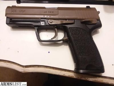 For Sale: H&K USP for sale or trade