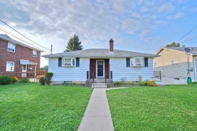 1025 East TURNER Street Allentown Three BR, this beautiful ranch