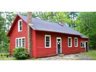 3 Bed 1 Bath Foreclosure Property in Barre, MA 01005 - Springhill Rd