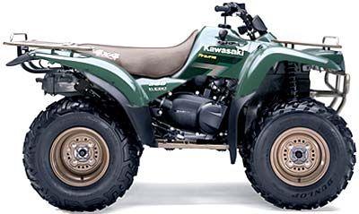 2003 Kawasaki Prairie 360 4x4 Utility ATVs Harrison, AR