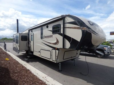 New 2018 Prime Time RV Crusader LITE 34MB Fifth Wheel
