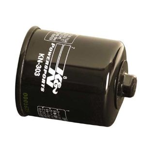 Find Yamaha Rhino Grizzly Bruin Kodiak 350 400 450 660 K&N Filter Oil Filter - Black motorcycle in Buena Park, California, US, for US $21.99