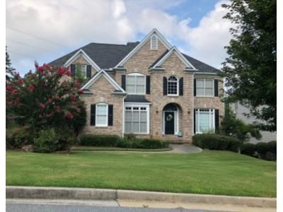 5 Bed 3.5 Bath Foreclosure Property in Kennesaw, GA 30152 - Brackendale Rd NW