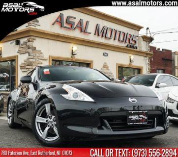 2009 Nissan 370Z Touring (Magnetic Black Metallic)