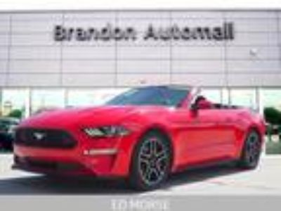 used 2018 Ford Mustang for sale.