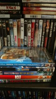 Movies! .75 cents each