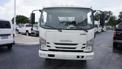 2019 Isuzu NPR-HD Gas 14500 GVW.