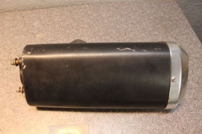 Sell Suzuki GSXR1000 2007-08 Exhaust Muffler #2 motorcycle in Akron, Ohio, United States, for US $49.99