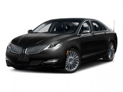 2016 Lincoln MKZ Hybrid Base (Black)