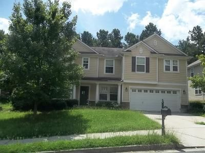 4 Bed 3.0 Bath Foreclosure Property in Fairburn, GA 30213 - Chastain Way