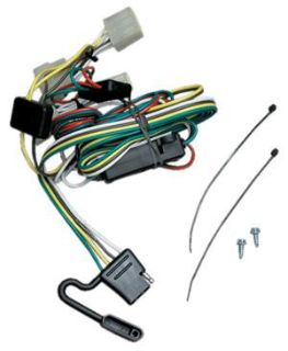Purchase T-One Connector Assembly Reese 4 way Trailer Hitch Wiring Light Kit motorcycle in Grand Prairie, Texas, US, for US $36.70